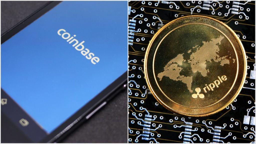 coinbase ripple top 10
