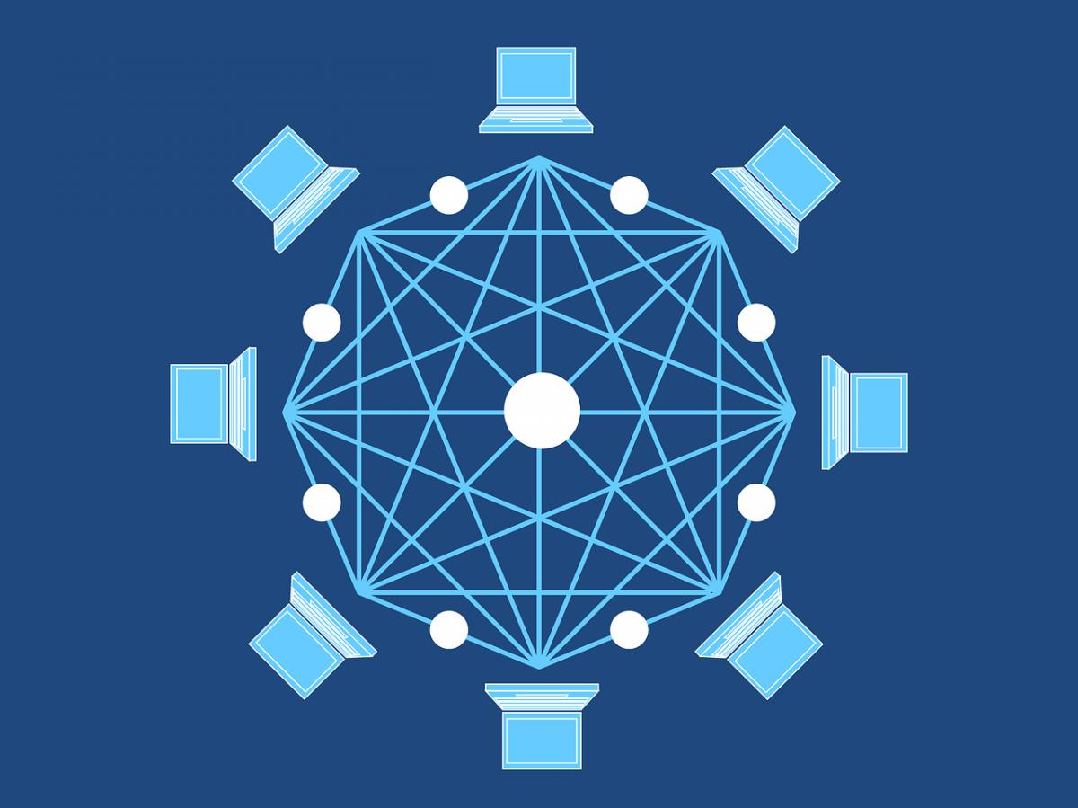 definition blockchain