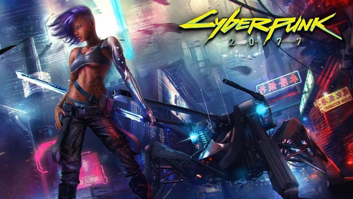 nouvelle video cyberpunk 2077