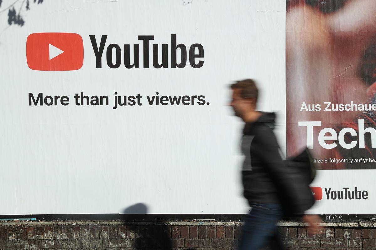 youtube amende violation vie privee enfant