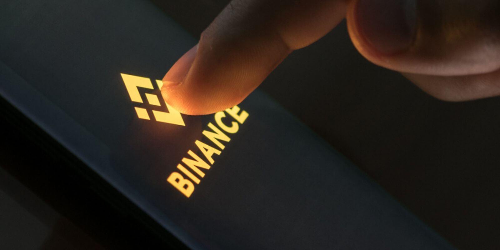 acheter des cryptomonnaies sur Binance