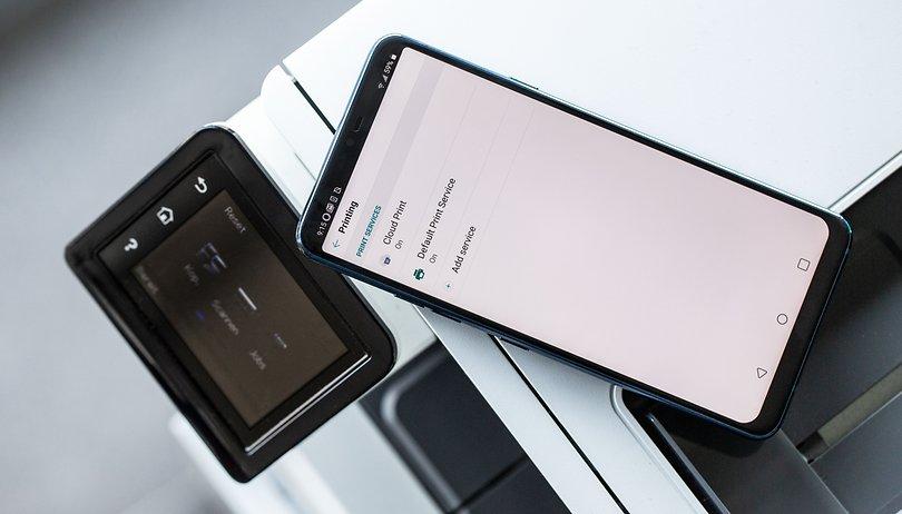 imprimer avec smartphone