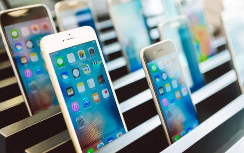 smartphone-reconditionné